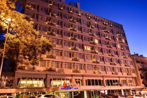 Gurkent Hotel - Ankara - Bina