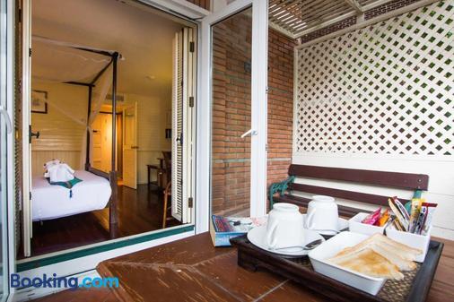 Buddy Lodge - Bangkok - Balcony