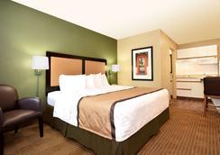 聖約瑟 - 森尼韋爾美國長住酒店 - 桑尼維爾 - 桑尼維爾 - 臥室