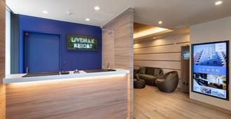 Livemax Resort Atami Sea Front - Atami - Recepción
