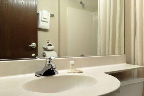Microtel Inn & Suites by Wyndham Bloomington/Minneapolis - Bloomington - Bathroom