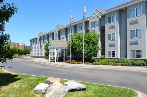 Microtel Inn & Suites by Wyndham Bloomington/Minneapolis - Bloomington - Rakennus