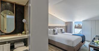 Hotel Moon & Sun Braga - Брага - Спальня