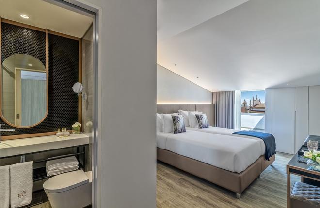 多斯特切羅斯酒店 - 布拉加 - 布拉加 - 臥室