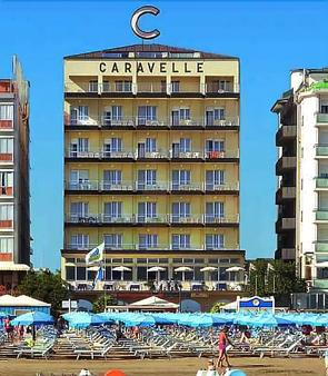 Hotel Caravelle - Cattolica - Κτίριο