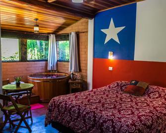 Pousada Cabanas no Mundo - Gonçalves - Спальня