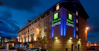 Holiday Inn Express Edinburgh - Leith Waterfront - Edimburg - Edifici