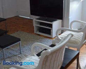 Casa do Centro - Abrantes - Sala de estar