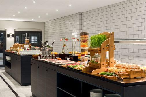 NH Collection Amsterdam Barbizon Palace - Amsterdam - Buffet