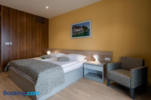 Hotel Florjanckov Hram - Ljubljana - Phòng ngủ