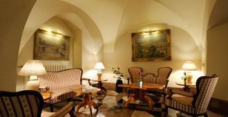 The Charles - Prag - Vardagsrum