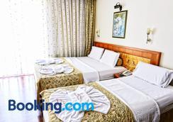 Santa Ottoman Hotel - Κωνσταντινούπολη - Κρεβατοκάμαρα