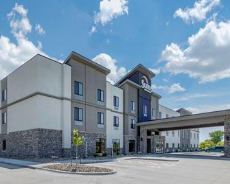 Sleep Inn & Suites Ankeny - Des Moines - Ankeny - Gebouw