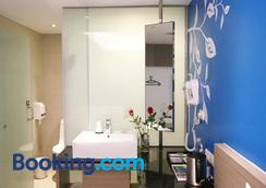 嘉義樂客商旅 - 嘉義市 - 浴室