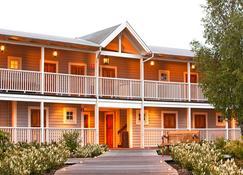 The Lodge - Genarp - Building