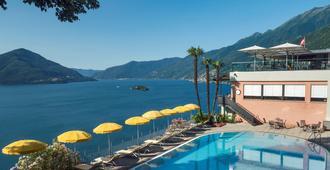 Casa Berno Swiss Quality Hotel - אזקונה - בריכה