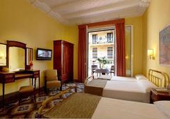 Nouvel - Barcelona - Schlafzimmer