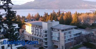 Carey Centre - Vancouver - Bâtiment
