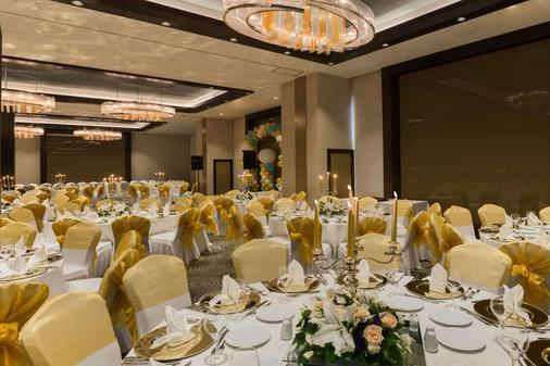Wyndham Grand Istanbul Europe - Estambul - Sala de banquetes