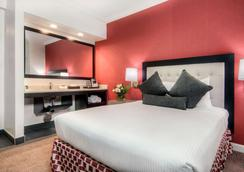 Aggie Inn Ascend Hotel Collection - Davis - Makuuhuone