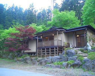 Yasuragino Bettei Shikitei - Fujiyoshida - Gebäude
