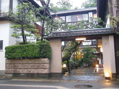 Oyado Hayakawa - Toyooka - Outdoors view