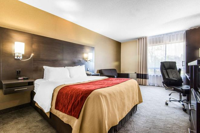 Comfort Inn - Owen Sound - Bedroom