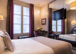 快樂文化妮維亞飯店 - 巴黎 - 臥室