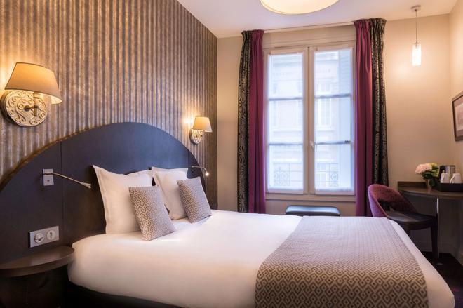 Hotel de Neuve by HappyCulture - Париж - Спальня