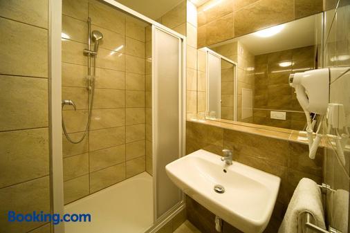 克里斯塔爾酒店 - 布拉格 - 浴室