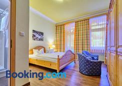 Solehotel Winterberg - Bad Harzburg - Bedroom