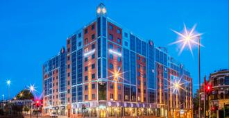 Crowne Plaza London - Kings Cross - Londres - Edificio