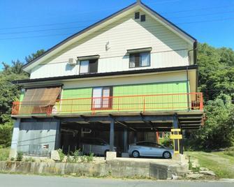 Guest House Hostel yukuru - Iiyama - Будівля
