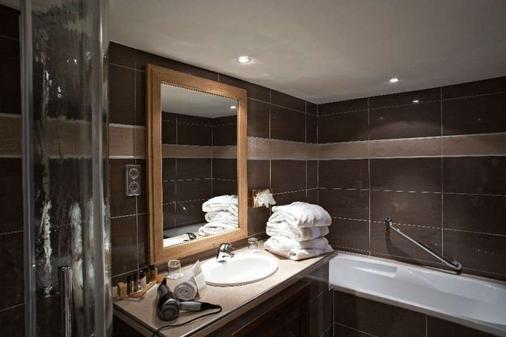 馬斯艾特蒙酒店 - 普羅旺斯地區艾克斯 - 普羅旺斯艾克斯 - 浴室