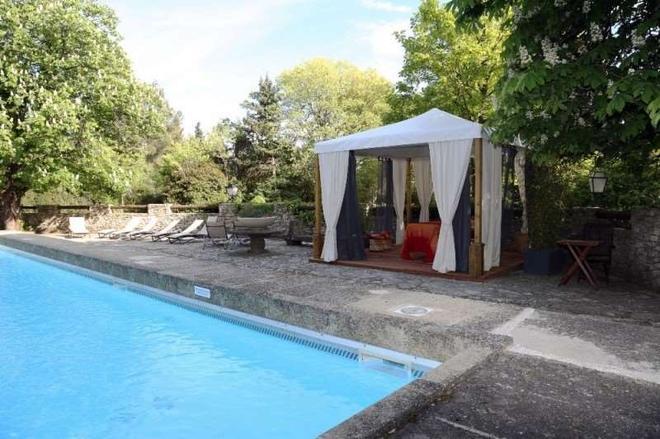 Le Mas d'Entremont - Aix-en-Provence - Pool