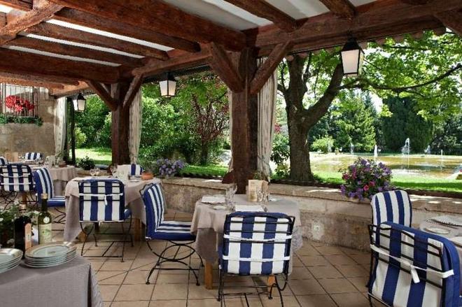 Le Mas d'Entremont - Aix-en-Provence - Restaurant