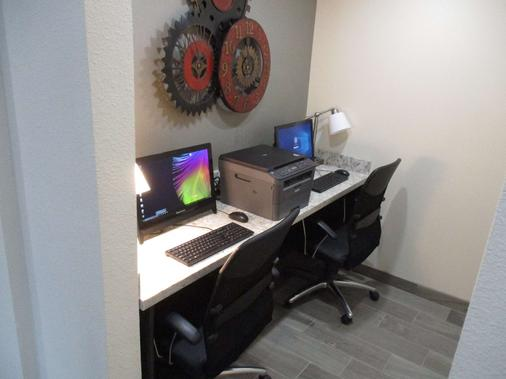 Best Western Plus Downtown North - San Antonio - Business centre