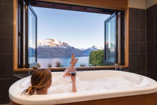 Azur Lodge - Queenstown - Bathroom