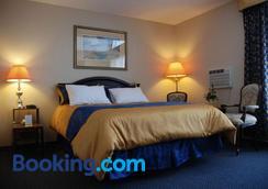 康門斯旅館 - 哈立法克斯 - 哈利法克斯 - 臥室