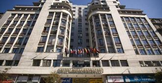 Hotel Ambasador - Bucharest - Building