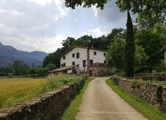 Mas Rubió - la Vall del Bac - Edificio