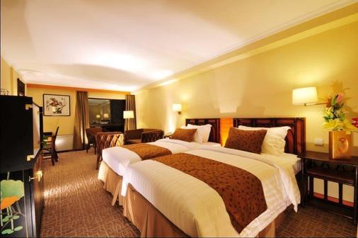 Jianguo Hotel Xi An - Xi'an - Bedroom