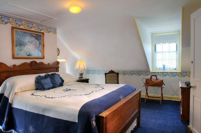 維爾布拉翰莊園酒店 - 五月角 - 梅角 - 臥室