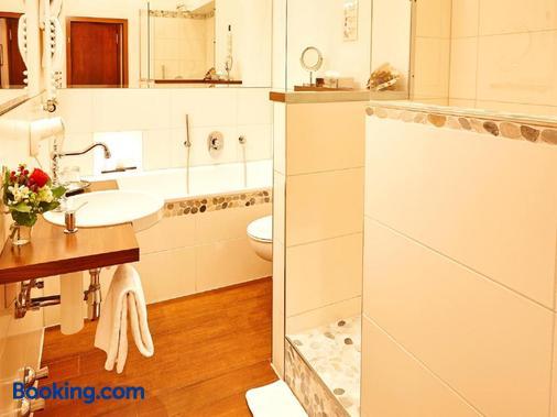 阿徹巴切別墅酒店 - 杜塞爾多夫 - 杜塞道夫 - 浴室