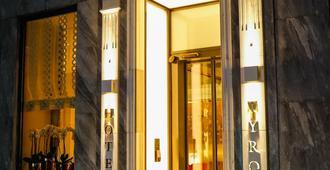 Hotel Das Tyrol - Viena - Edificio