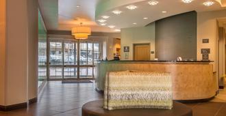 Residence Inn by Marriott Pittsburgh North Shore - פיטסבורג - דלפק קבלה