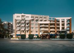 Hotel Z Palace & Congress Center - Xánthi - Rakennus