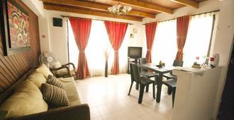 Sea Star Inn - San Andrés - Phòng khách