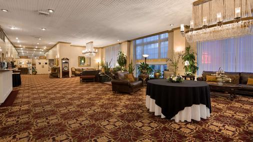 Genetti Hotel, SureStay Collection by Best Western - Williamsport - Banquet hall
