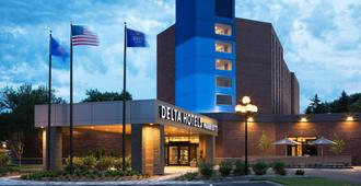 Delta Hotels by Marriott Minneapolis Northeast - Minneapolis - Building